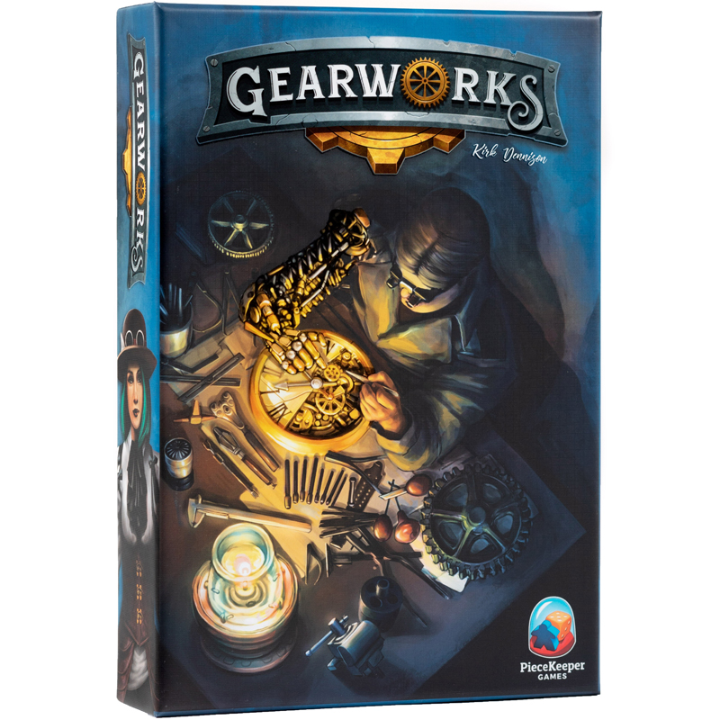 Gearworks -  PieceKeeper Games